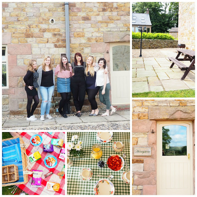 Blogger Sleepover Honey Stone Sykes Cottages Holiday Travel Bloggers Peak District