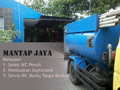 Jasa Tinja dan Sedot WC Pagesangan Surabaya 085733557739