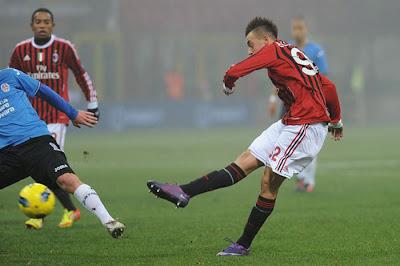 AC Milan 2 - 1 Novara (1)