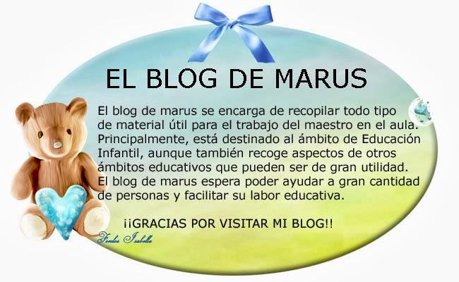 EL BLOG DE MARUS