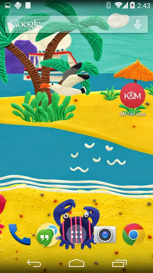 KM Beach Live wallpaper HD v1.0.4