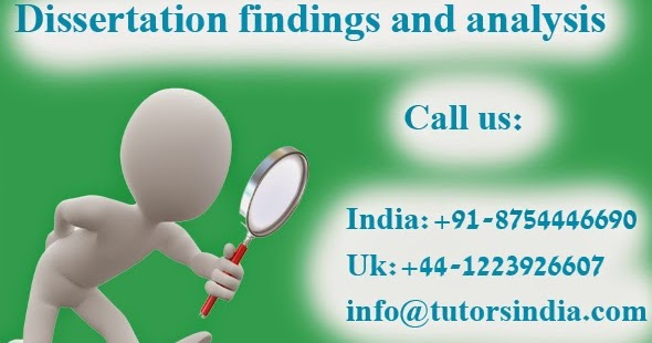 analysis and findings in dissertation Analysis findings dissertation analysis findings dissertation analysis findings dissertation - all kinds of academic writings & custom essays use from our affordable.