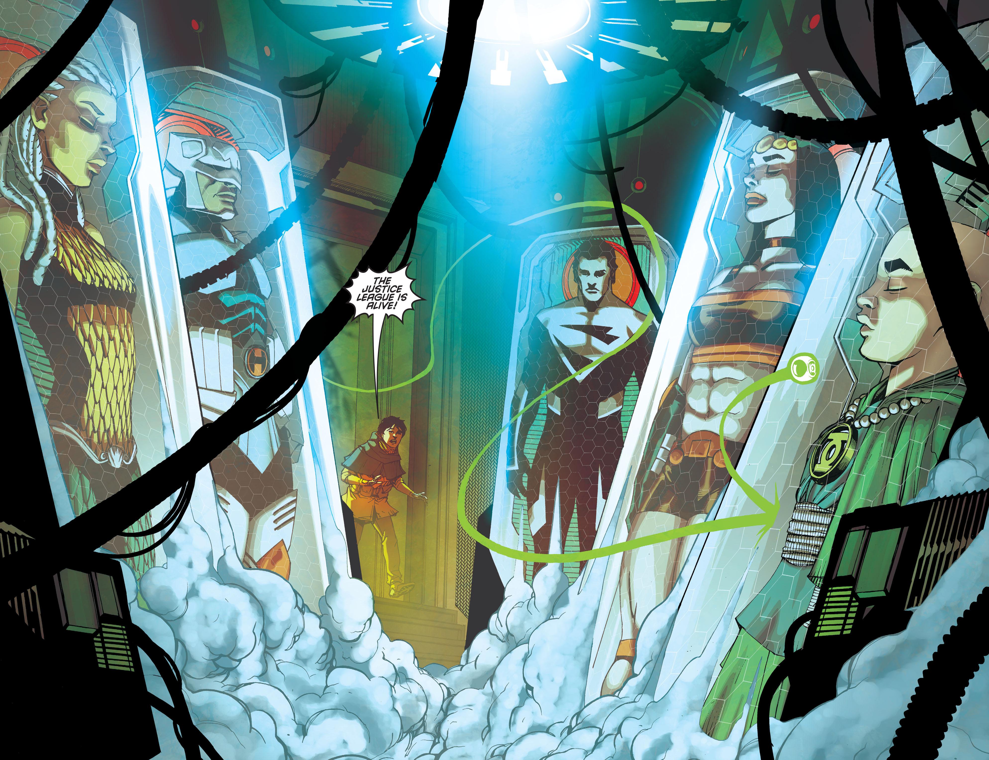 Batman Beyond (2015) Issue #9 #9 - English 19