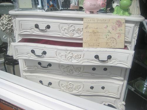 Recicla t misma cambia el aspecto de un mueble decora - Muebles shabby chic online ...