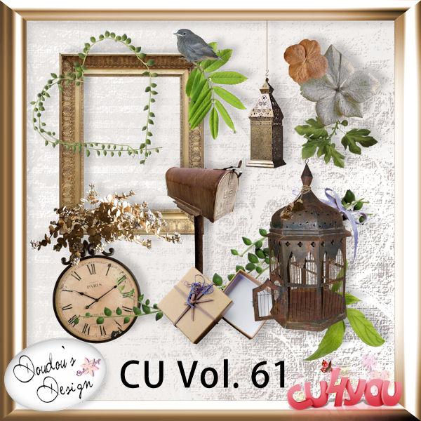 News @ Doudou's Design DoudouSDesign_c4y_CUvol61