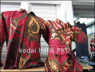 Koleksi Batik Bola Paling Keren