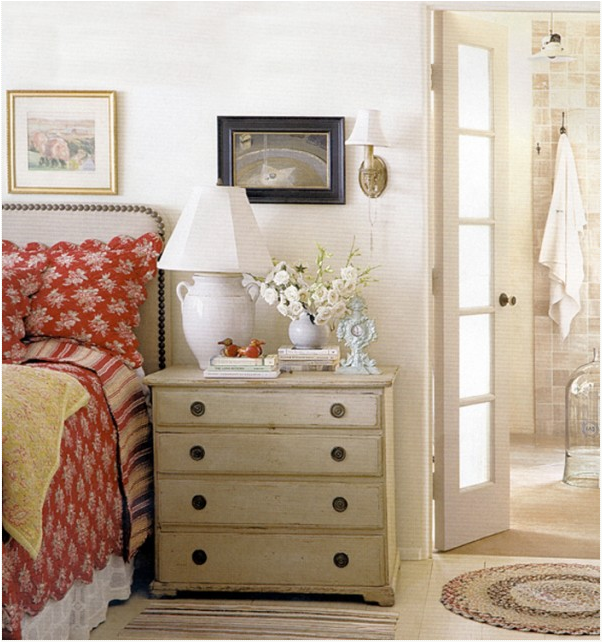 french country bedroom design ideas  room design inspirations, Bedroom decor