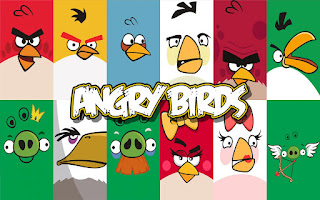 Free Download Themes : Naruto, Angry Birds, dan Maple Story