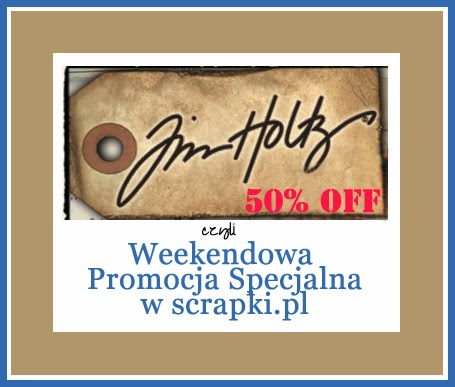 Tim Holtz 50% Off