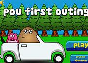 Pou First Outing