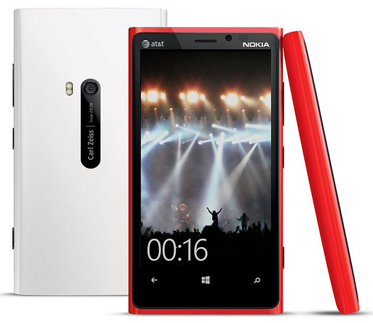 Nokia Lumia 920 Windows