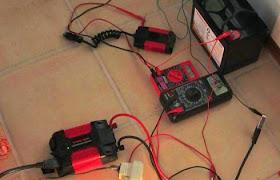 Sinewave UPS Circuit using PIC16F72 Part-4