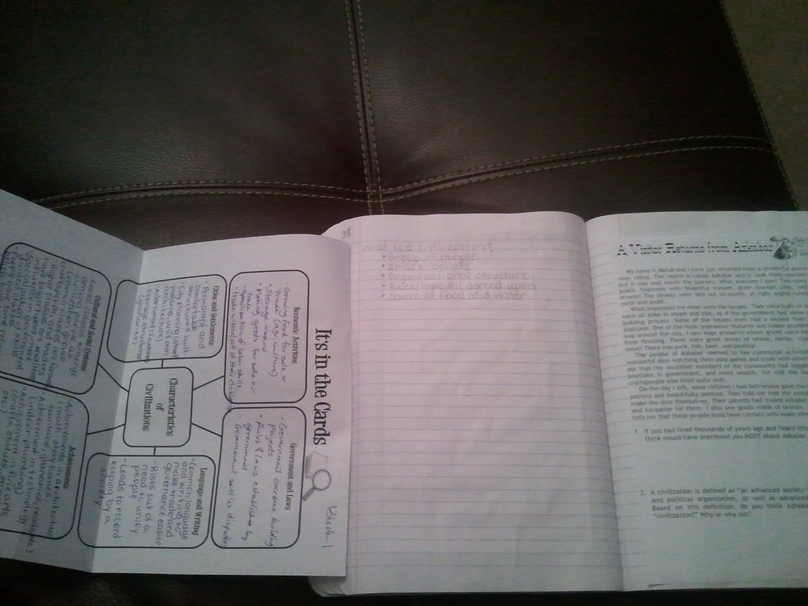 The Middle School Mouth: Social Studies Interactive Notebooks ...