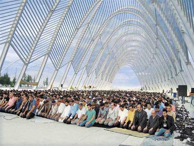 Δίνουν στους μουσουλμάνους το ΟΑΚΑ και το ΣΕΦ για το Ραμαζάνι
