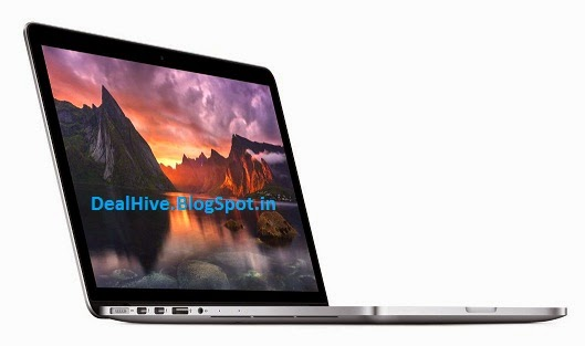 Apple MacBook Pro MGX72HN/A 13-Inch Laptop