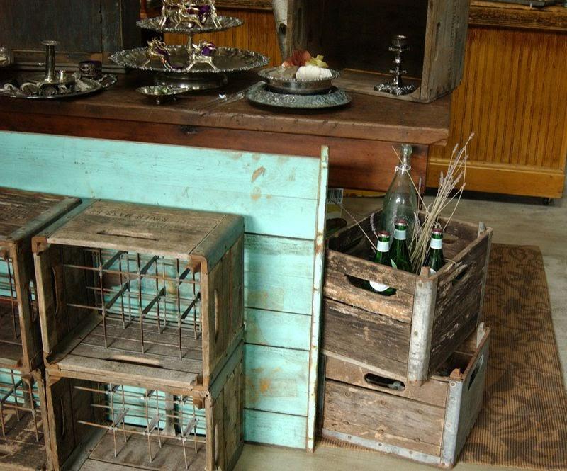 Comodoos interiores tu blog de decoracion enjaulados - Decoracion bodegas caseras ...