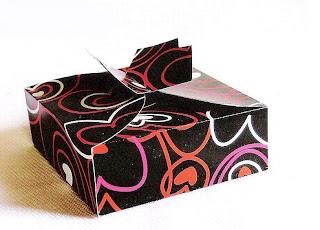 Коробочки для подарков своими руками.