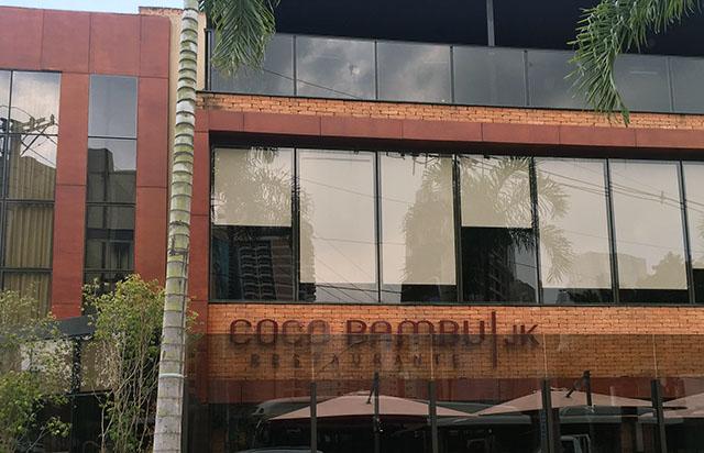 Humilhação no Restaurante Coco Bambu Jk