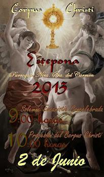 CORPUS CHRISTI EN ESTEPONA