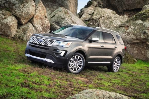 The Explorer Is The Car For Millennials