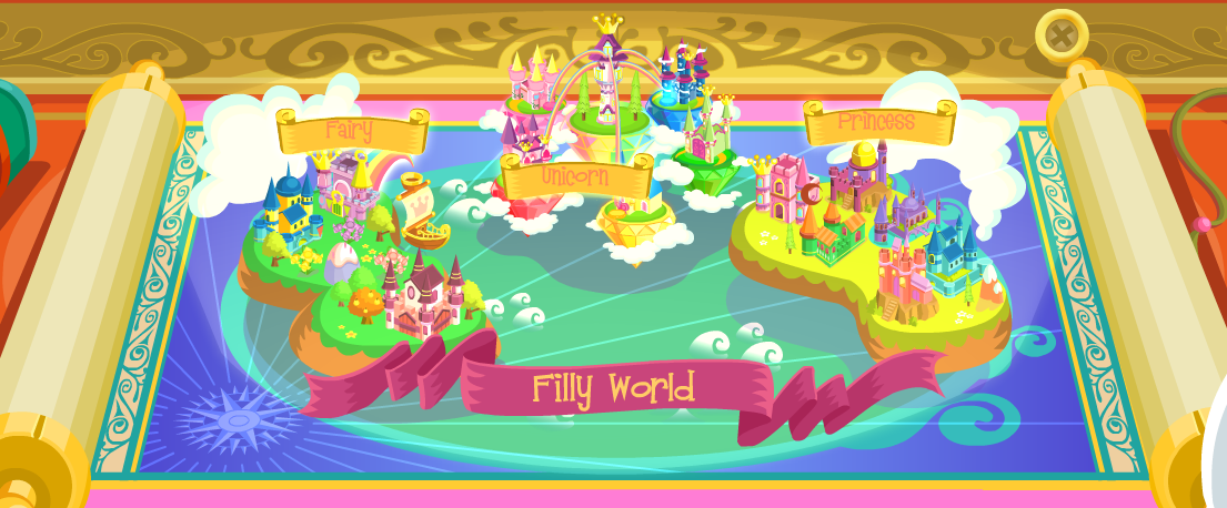 filly world overview