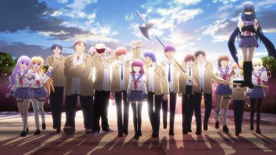 Ending Anime Angel Beats