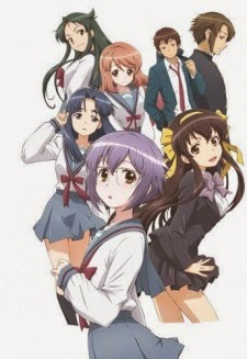 Nagato Yuki-chan No Shoushitsu - The Disappearance Of Nagato Yuki-chan