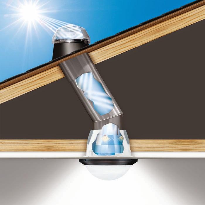Solatube sistema de iluminacion natural - Sistemas de iluminacion interior ...