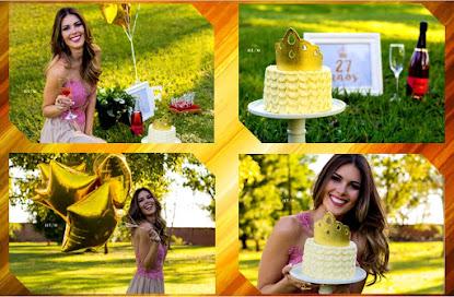 Francine Pantaleão, Miss São Paulo 2012 completa 27 anos e recebe homenagem de aniversário antecipa