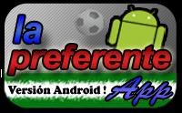 Los resultados de tu equipo y la clasificación en tu móvil