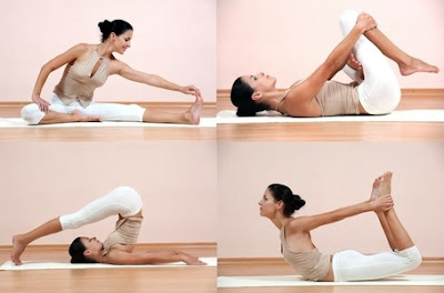yoga types-yoga-power-exercises