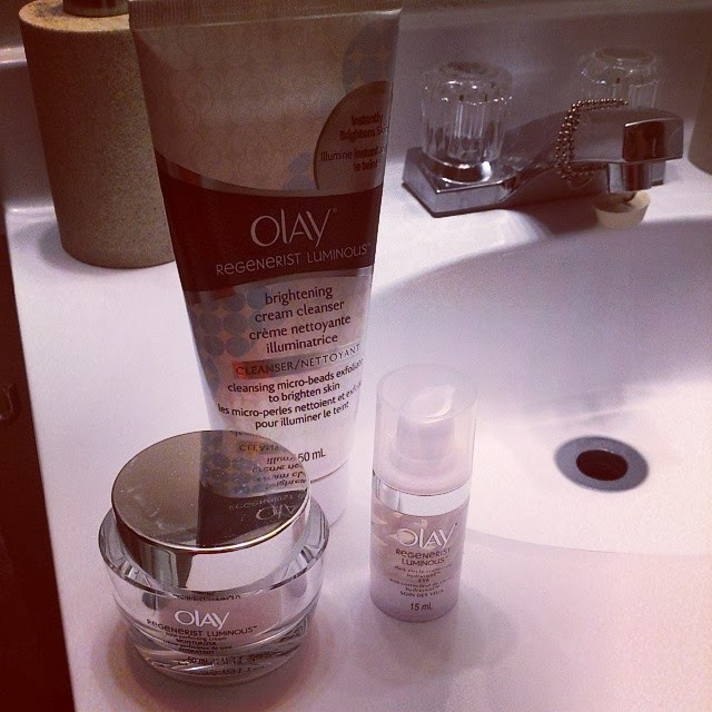 Olay Regenerist Luminous = #BestBeautiful