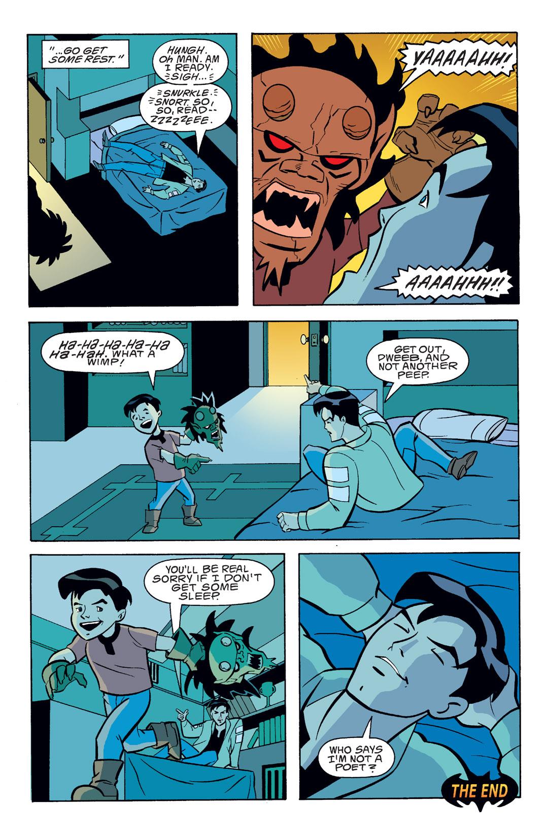 Batman Beyond [II] Issue #14 #14 - English 23