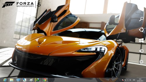Forza Motorsport 5 Theme For Windows 7 And 8 8.1 Part 2