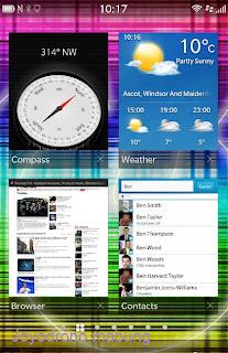 Tip cara menggunakan Blackberry Z10-2
