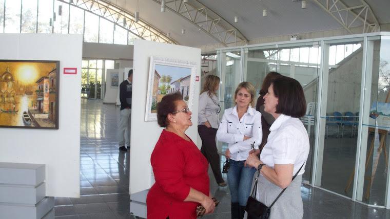 VISITANTES DA EXPOSIÇAO