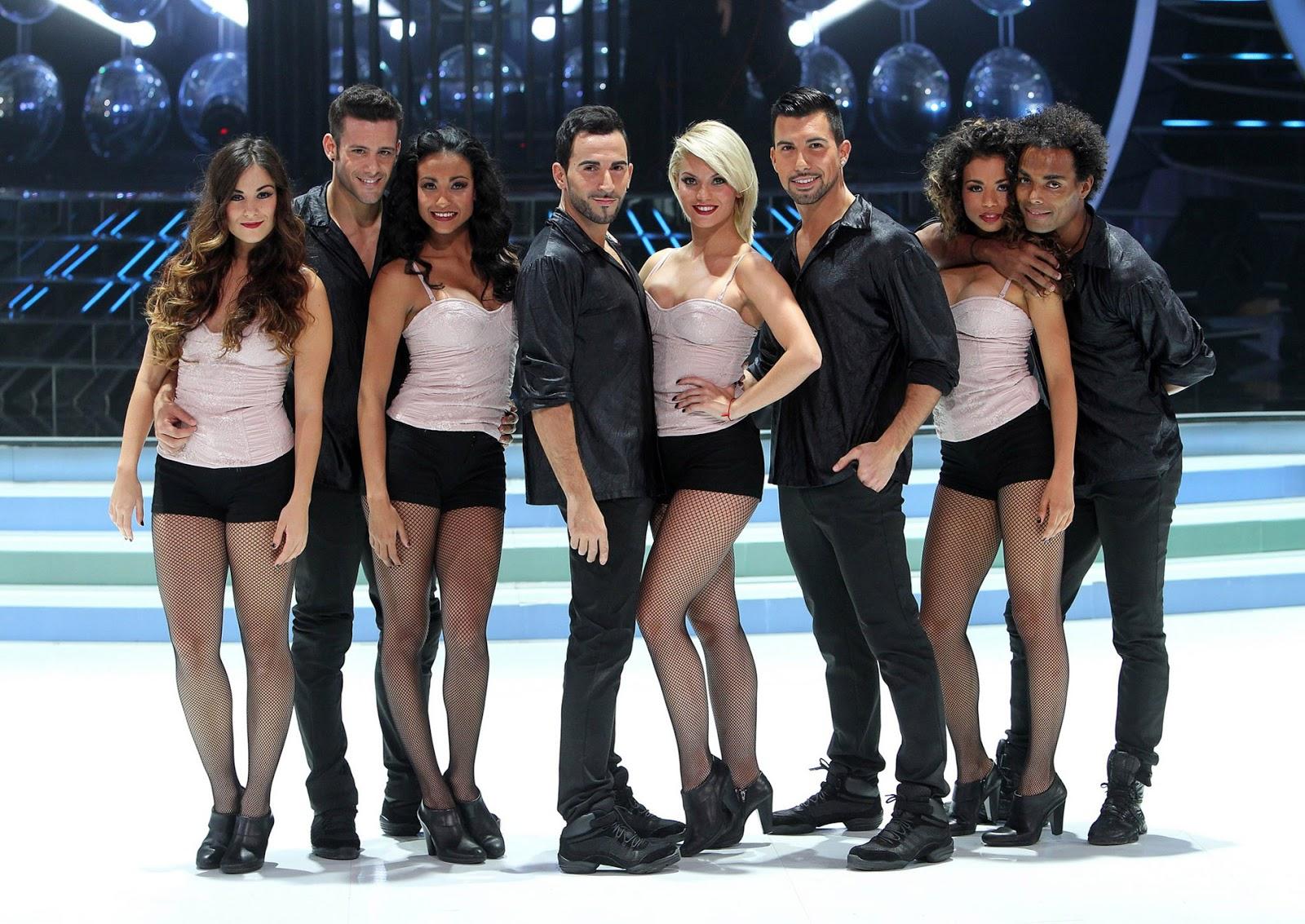 WEB-BLOG VICKY GOMEZ: Vicky bailarina de Tu cara me suena