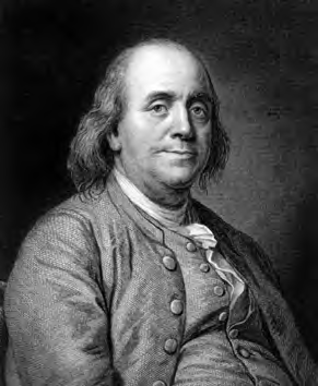 Ben Franklin: What a Character!