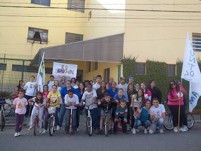 Crianças e jovens se unem para celebrar o Ano da IAM e a contagem regressiva para a JMJ