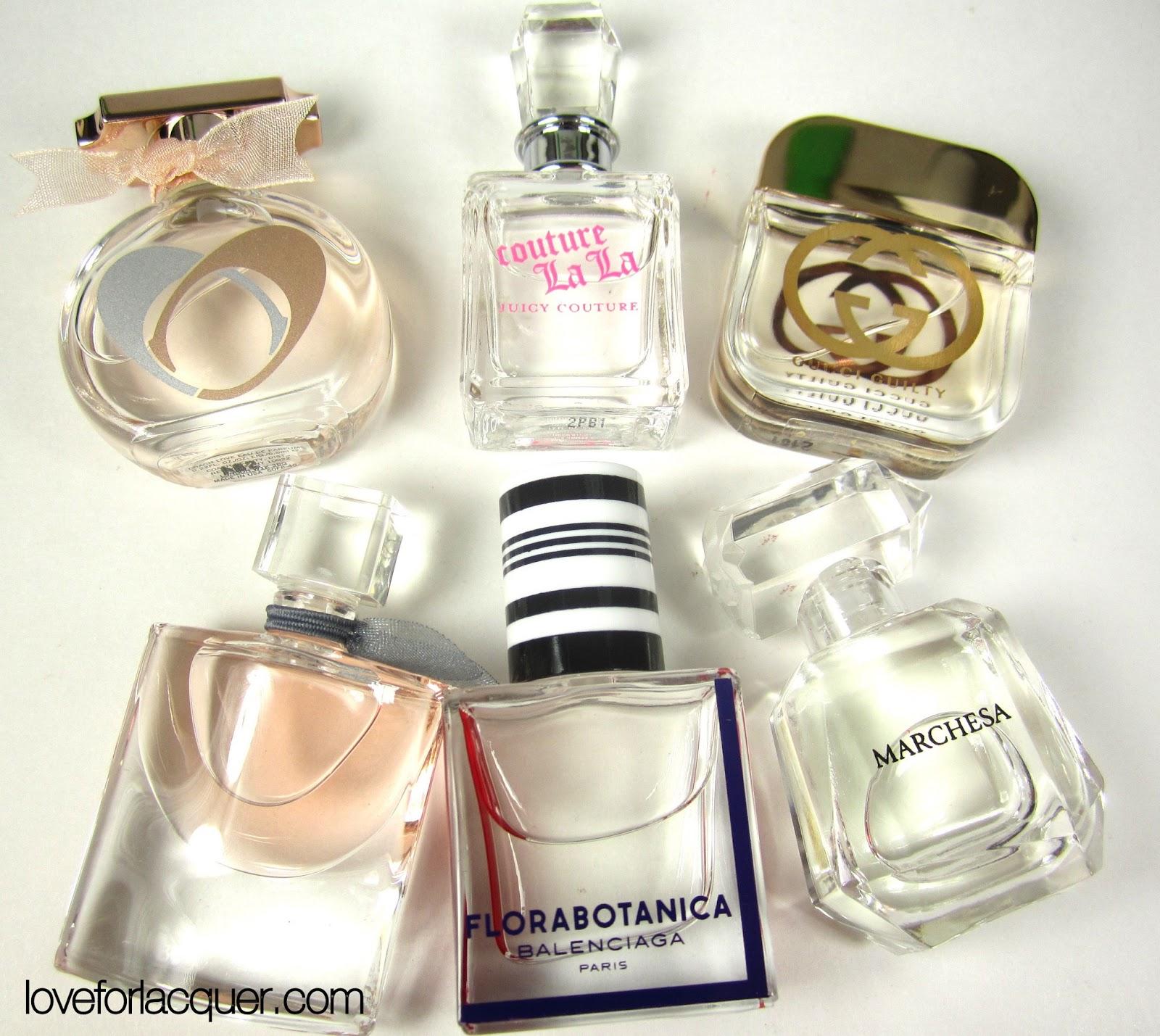 Bottled Dreams Sephora Fragrance Sampler For Her Mothers Day