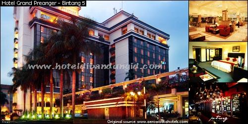 <b>Hotel Grand Preanger Bandung</b>