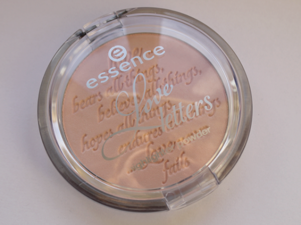 Essence Love Letters Highlighter Powder