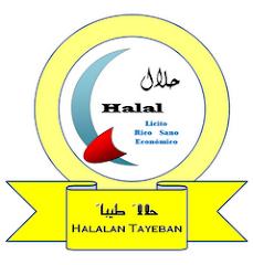 HALAL - HALALAN TAYEBAN