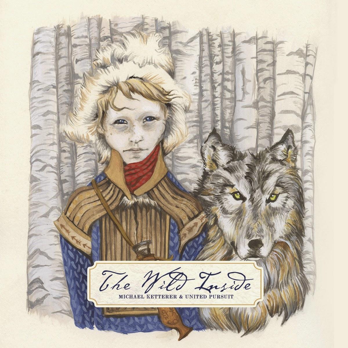 Michael Ketterer & United Pursuit - The Wild Inside 2014 English Christian Album Download