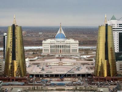 Astana Capitale des Illuminatis et occultes? 20