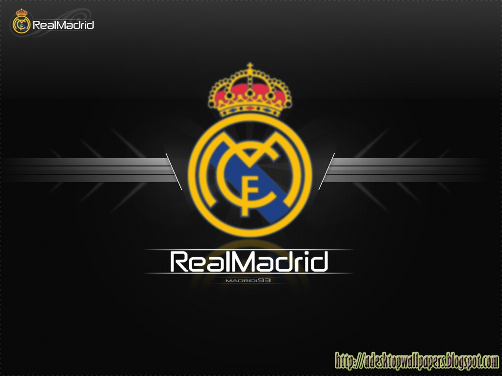 Real Madrid Football Club Desktop Wallpapers