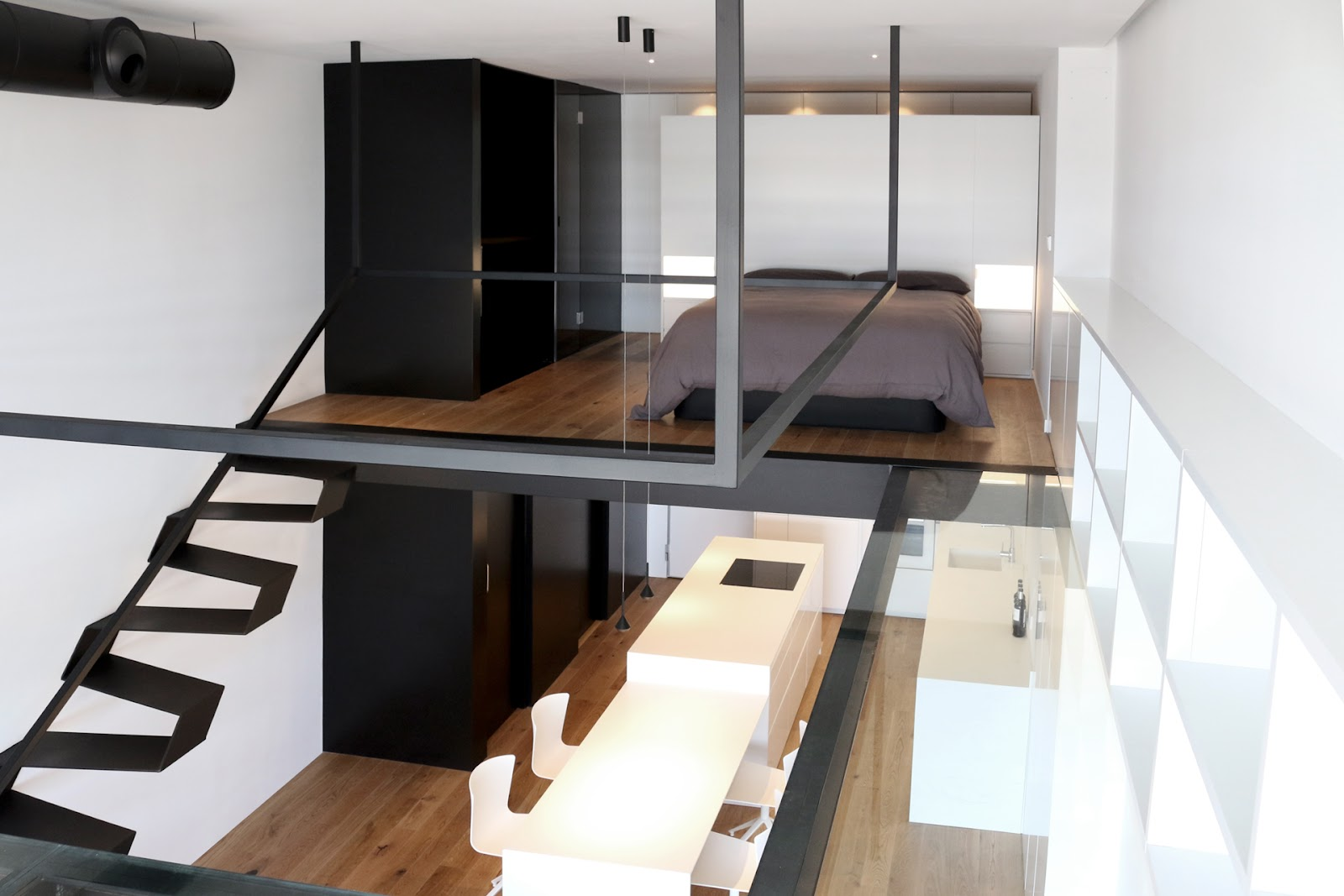 Ruben muedra estudio de arquitectura valencia - Loft valencia ...
