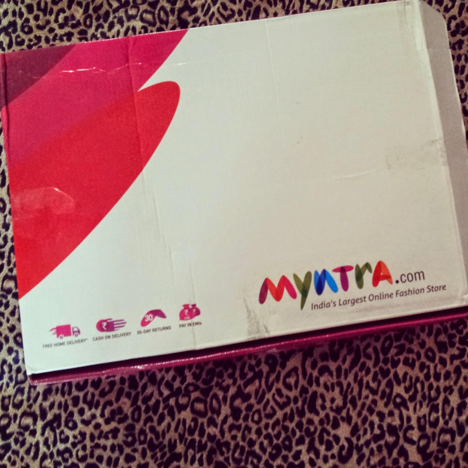 My Myntra Haul :)  image