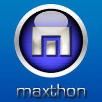 Maxthon web brpwser