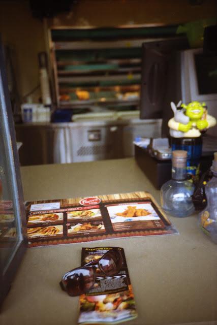 Universal Studios SIngapore food